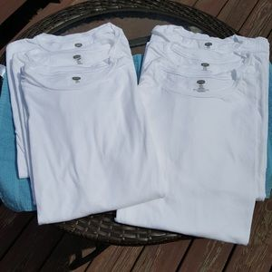 Men's Undershirts all 6 for $14
